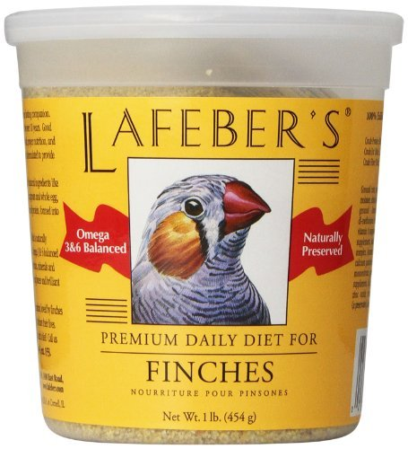 (Lafeber Company Finch Granules Premium Daily Diet Pet Food, 1-Pound by)