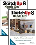 Google SketchUp 8 Hands-on, Bonnie Roskes, 1935135546