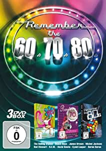 Remember The 60s,70s,80s [Alemania] [DVD]