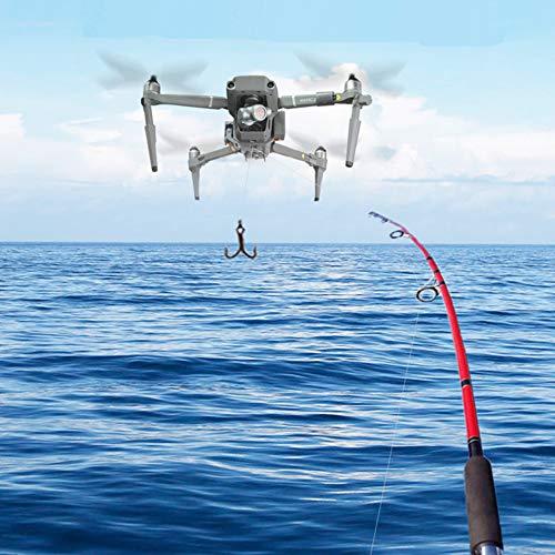 FairOnly D-JI Ma-vic 2 Pro / 2 Zoom Dispositivo de Lanzamiento de Drones Sistema de caída de Aire liviano Entrega remota…