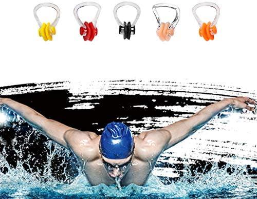 14 Farben LEBQ 14 St/ück Nase Clip Schwimmen Nase Plug Swim Nasenschutz f/ür Schwimmen