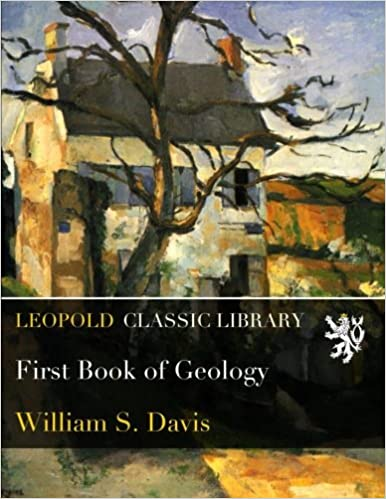 Book First Book of Geology