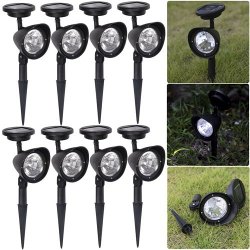 Outdoor Landscape Lighting Placement