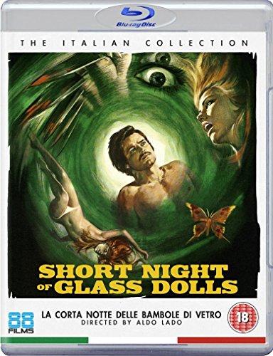 Short Night of Glass Dolls [La corta notte delle bambole di vetro] (UK import, Region B PAL format] - Vetro Glass