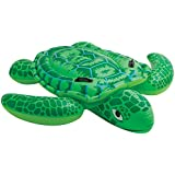 "Intex Sea Turtle Ride-On, 75"" X 67"", for Ages 3+"