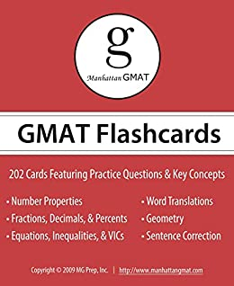 GMAT Important books 2019