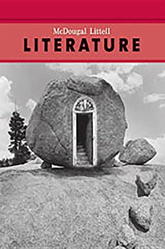 McDougal Littell Literature New York: Student Edition Grade 7 2008