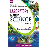Laboratory Manual Science (Short Answer Questions) Class- X (2018-19 Session)