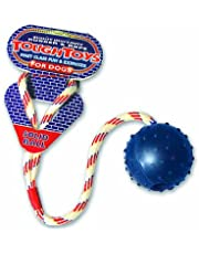 Happy Pet Rope Ball 2.5""
