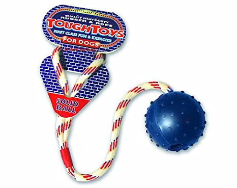 Pelota de Cuerda Happy Pet: Amazon.es: Productos para mascotas