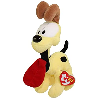 Ty Beanie Baby - Odie the Dog: Toys & Games