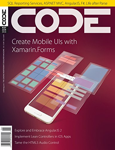 CODE Magazine - 2016 May/Jun (Ad-Free!)