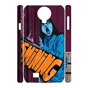 HXYHTY Design Case of The Shining Phone 3D Case For Samsung Galaxy S4 i9500 [Pattern-5]
