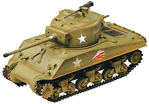 Easy Model M4A3 76 W 37th Battalion 4th Armored Division Middle Tank