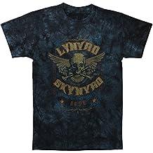Lynyrd Skynyrd Men's Gimme Back My Bullets Tie Dye T-shirt Multi