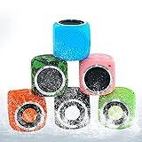 Portable Mini Bluetooth 4.1 Waterproof Outdoor / Shower Speaker, with 3w Speaker/hook Up/mic/hands-free Speakerphone (Camouflage Green)