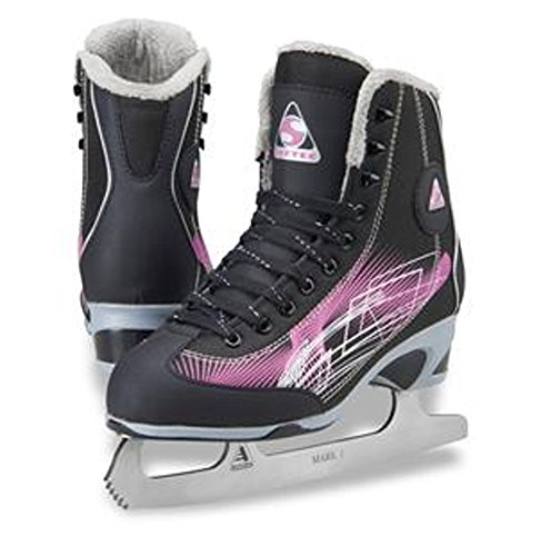 Jackson Nylon Ice Skates - 8