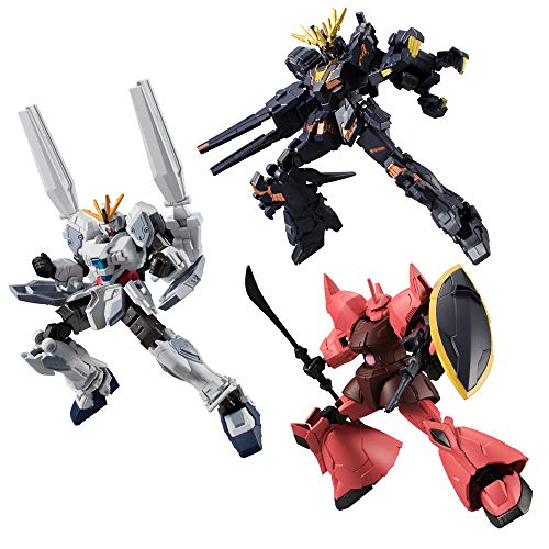 Mobile Suit Gundam G Frame 04 10Pack Box (Candy Toy)