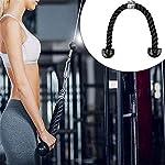 GUOQING-Pulley-Cable-Machine-Attachment-System-Braccio-Bicipite-Triceps-Blaster-Blaster-Forza-A-Mano-Formazione-Domestica-Gym-Workout-Attrezzatura-Cable-Machine-System