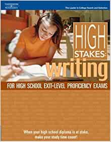 high stakes test Accommodations on high-stakes writing tests for students with disabilities  response essay name of test alabama x alabama high.