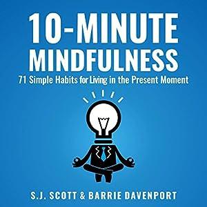 10-Minute Mindfulness Audiobook