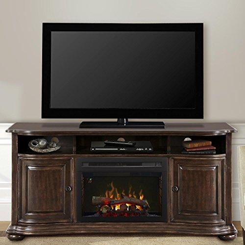 - DIMPLEX Henderson Media Console - Realogs Firebox'