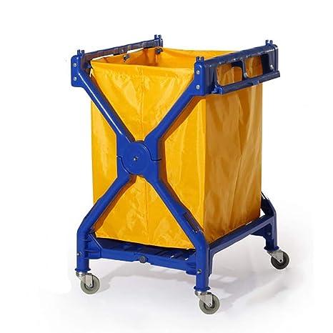 Carro para Servir de Tipo X - Soporte de plástico Azul de ...