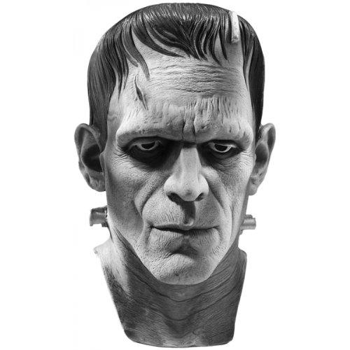 [Frankenstein Mask Costume Accessory] (Adult Frankenstein Costumes)