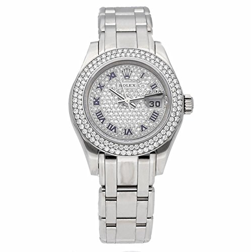 Rolex Masterpiece automatic-self-wind womens Watch 80339 (Certified Pre-owned) (Rolex Masterpiece)