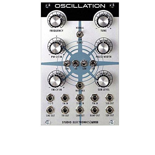 Studio Electronics アナログ BM Oscillation ユーロラック モジュラーシンセ Oscillation アナログ Studio オシレーター B011K54T1O, リトルプリンセスルーム:1feafd73 --- verkokajak.se