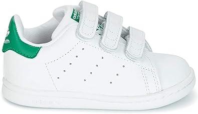 aleatorio Inyección lluvia  adidas Stan Smith CF, Zapatillas Unisex bebé: Amazon.es: Zapatos y  complementos