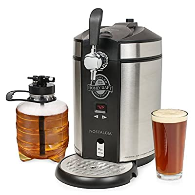 Nostalgia Homecraft on Tap Beer Growler Cooler
