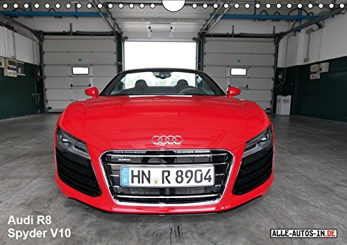Vollblut-Sportler - Audi R8 Spyder V10 5.2 FSI (Wall for sale  Delivered anywhere in USA