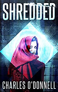 Shredded by Charles O'Donnell ebook deal