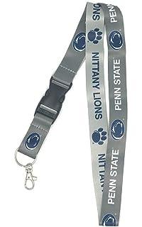 PSG Binghamton Bearcats Premium Lanyard W//Detachable Buckle 23 inches Long 1 inch Wide