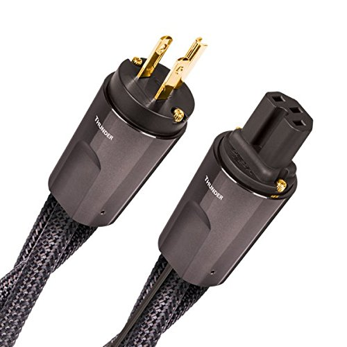 AudioQuest Thunder High Current 15 Amp Power Cable 2.0m by AudioQuest
