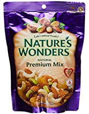 Nature's Wonder Natural Premium Mix, 380g