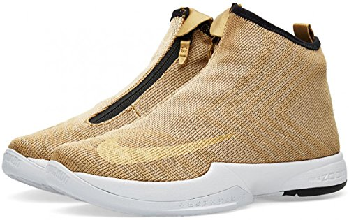 Mens New Icon (NIKE Zoom Kobe Icon JCRD Men Lifestyle Casual Sneakers New Metallic Gold (8.5))