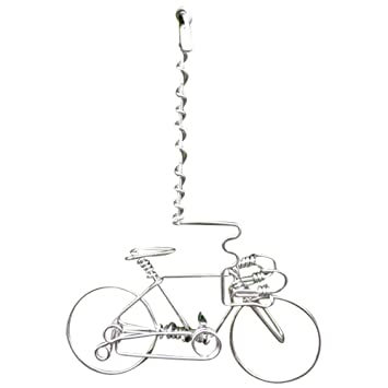 Handmade Valentine Road Bike Decorations Cycling Gifts ~Unique Biking Gift Car Hanger for Cyclists Bikers