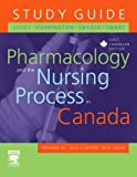 Study Guide for Pharmacology and the Nursing Process in Canada, Lilley, Linda Lane and Harrington, Scott, 0779699165