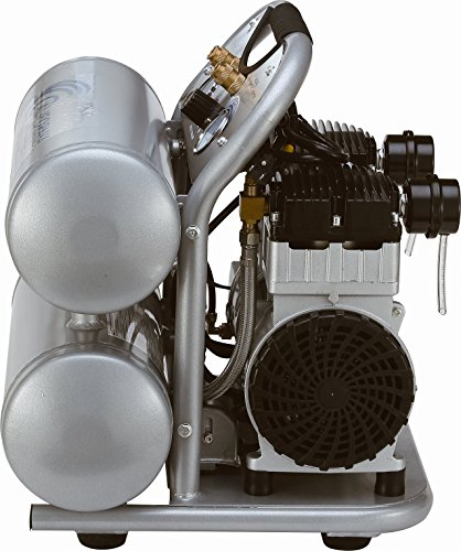 743369740209 - 4.6 Gallon GMC SYCLONE 4620A Ultra Quiet and Oil Free Air Compressor carousel main 5