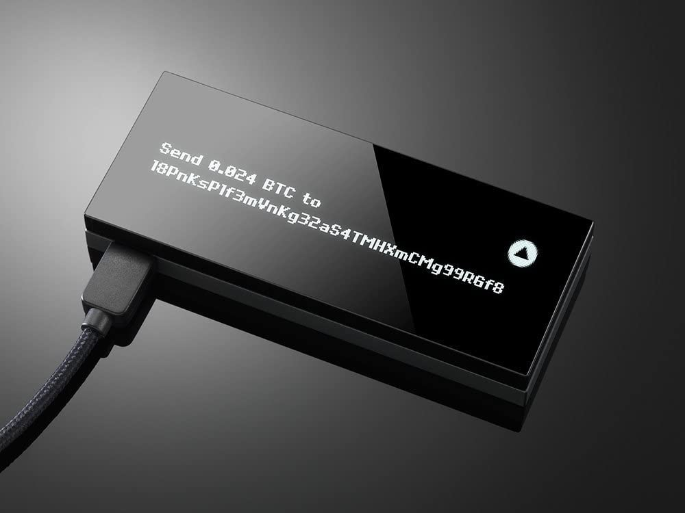 Keepkey The Simple Bitcoin /& Altcoin Hardware Wallet