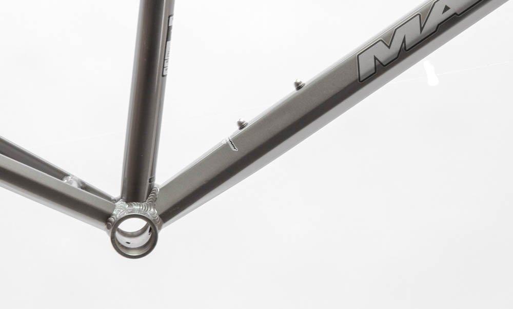 17'' MARIN SAUSALITO Women's Hybrid City 700c Bike Frame Grey Aluminum NOS NEW by Marin (Image #4)