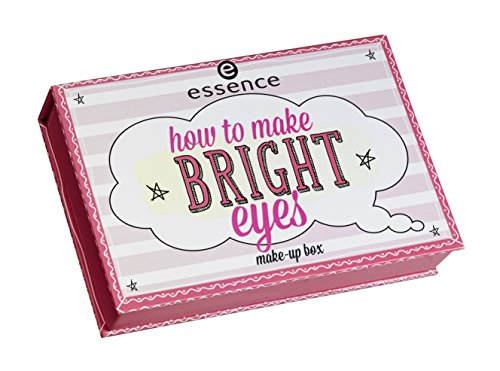 essence   How To Make Bright Eyes Make-up Box   Multi-Colored