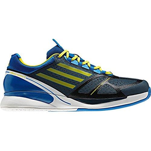 Scarpe Adidas Uomo Adizero Feather II Blu/Giallo 2013 giallo