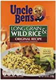 Uncle Ben's Long Grain and Wild Rice, 6 oz