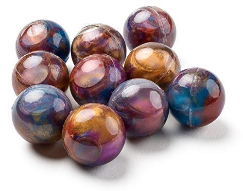 Neliblu Therapeutic Fun Silly Putty Rainbow Balls Bulk, 1-Dozen