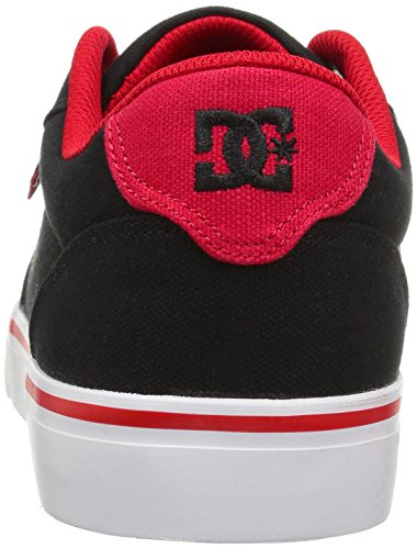 Anvil Shoe Men's White TX DC Red Black Skate gw5xnnIdq6