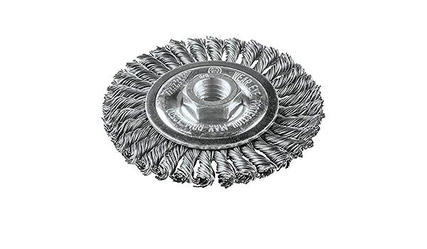 Makita A-98485 4 Stringer Bead Twist Wire Wheel 5//8-11