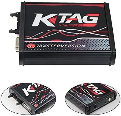 Cloverclover OBD2 Manager Tuning Kit Master Version KTAG V7.020 Car ECU Programmer Tool